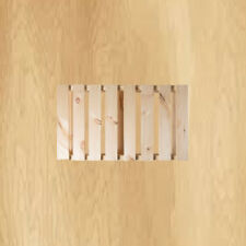 Crates and Pallet Half Pallet New Wood Stacking Natural (40W x 23D x 6H) Inch