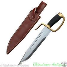 Wing Chun-Bart Cham Dao Double knives T10 Steel with clay tempered new #3807