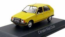 Citroen Visa Club 1979 Rare Diecast Car Scale 1:43 New With Stand