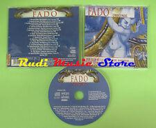 CD FADO ORIGINAL CD 2 compilation 2004 MARIA ARMANDA ODETE MENDES (C23) no mc lp