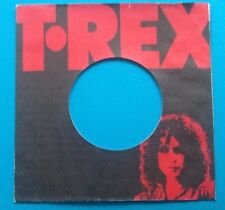 Ten Replicas  Of Original Used  T Rex Label, Company Record Sleeve, Pack of 10