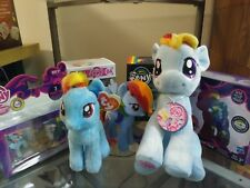 My Little pony Rainbow Dash Plush And Figures Lot