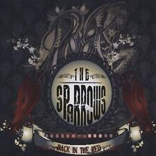 Sparrows : Back in the Red CD