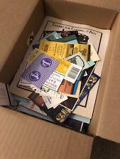 BIG Modern Paper Ephemera Lot 150 Pieces Postcards Photos Train Collecting MORE