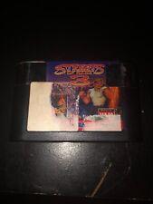 Streets of Rage 3 (Sega Genesis, 1994) Label Damage