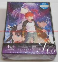 Fate/stay night Heaven's Feel I.presage flower Limited Edition Blu-ray CD Japan
