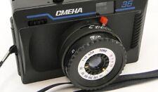 ⭐MINT⭐ 1992! Smena-35 Russian Soviet USSR LOMOGRAPHY LOMO Compact 35mm Camera 8m