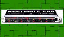 Behringer MULTIGATE XR 4400 - Audio Interactive QUAD Dynamics Processor- TOPDEAL