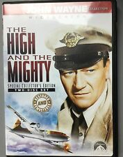 The High and the Mighty (DVD, 2005, 2-Disc Set, The John Wayne Collection)