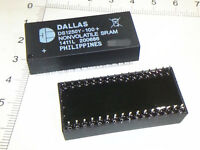Brand New Dallas DS1220AD-200 DIP-24 64k Nonvolatile SRAMUS Stock