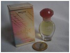 Miniature parfum ancienne perfume LUMIERE de Rochas avec boîte