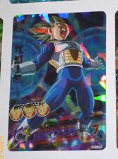 DRAGON BALL Z GT DBZ HEROES GALAXY MISSION PART 7 CARD PRISM CARTE HG7-46 SR DBH