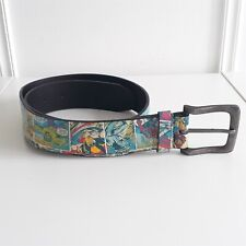 Marvel Super hero Comic Strip  Childrens / Small Mens Belt Sz XS Ex Con