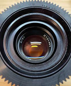 Very Good - Soviet Lomo 50mm f/2.0 Vintage Lens - PL mount - Please Read Descrip
