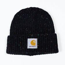Carhartt WIP Anglistic Beanie Hat -Black Heather