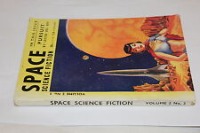 (54) Space science fiction : Lester del Rey / Asimov / Kuttner / Sohl / Watson