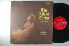 TONI ARDEN The Life of Christ RARE LP MS-6012 MANOR