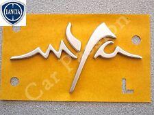 1 STEMMA MYA LANCIA YPSILON Y 2011> ORIGINALE LATERALE DESTRO DX logo emblem