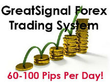 Forex System 60-100pips perday with Greatsignal for MT4
