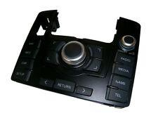 AUDI Q7 MMI 2G CONTROL PANEL WITH ROTARY KNOB 4L0919610 4L0910609 2006-2010