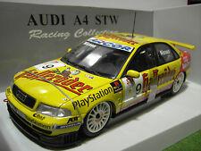 AUDI A4 STW ABT NISSEN # 9 DTM de 1999 au 1/18 UT Models 39972 voiture miniature