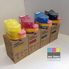 Toner Yellow Konica-Minolta Bizhub C350/351/450,Develop ineo+350/450,QC2235plus