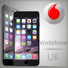 iPhone  VODAFONE UK  Permanent Unlocking **100% Official FACTORY UNLOCK**