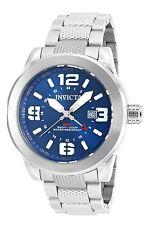 Invicta Men's 90275 Coalition Forces Quartz 3 Hand Blue Dial Watch