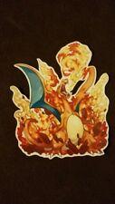 Charizard Pokemon Sticker  Decal