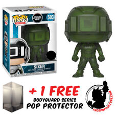FUNKO POP READY PLAYER ONE SIXER JADE EXCLUSIVE + FREE POP PROTECTOR