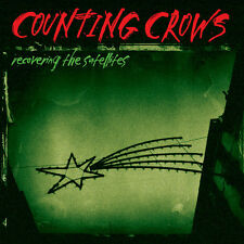 Counting Crows RECOVERING THE SATELLITES 2nd Album GEFFEN RECORDS New Vinyl 2 LP