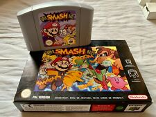 Super Smash Bros. (Nintendo 64, 2002) - Boxed with Instructions