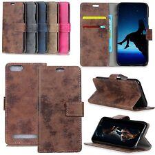 Protective Wallet Flip Stand PU Leather Case For Doogee Meizu Wileyfox BQ Phones