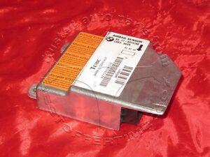 BMW E36 E39 E38 3 5 7 Z3 series AIRBAG CONTROL MODULE AIR BAG SENSOR ECU 8374798