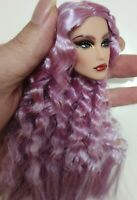 Fashion OOAK Dasha Doll Head Reroot FR Royalty Perfect