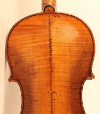 Molto vecchio violino B. calcanius 1745 violino Old Violin violon Violino Viola Violoncello
