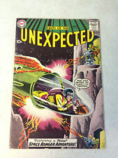 TALES of the UNEXPECTED #43 - 1959, stunning 1ST SPACE RANGER COVER, SCI FI !!!