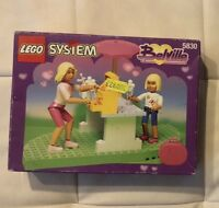 Lego System 5830 Belville Fun Day Sundaes  Vintage New Misb Nuovo