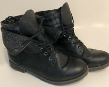 Rock Candy Spraypaint Boots 7.5