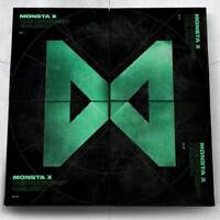 MONSTA X The Connect:Dejavu 6th Mini Album Random Ver CD+Booklet+Etc KPOP Sealed