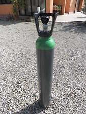 Bombola Aria Compressa  7  Litri per Armi PCP Attacco Din 300 - 450 bar