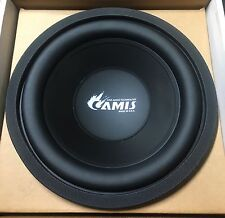 "NEW Old School Camis DVC Competition 12"" Subwoofer,Rare,NOS,USA Made"
