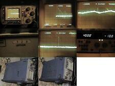 Tektronix 492 Spectrum Analyzer opt 1 2 3  !NR! 50khz - 21Ghz to 325ghz wextmixr