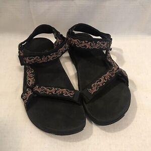 Teva Original Sandals Men's Size 12 Sports Hiking Trail 67858 Gecko Southwestern