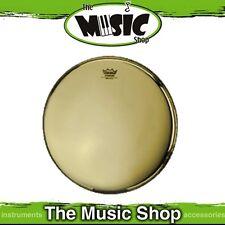 "New Remo 24"" Starfire Gold Bass Drum Skin - 24 Inch Drum Head - GD-1024-00"