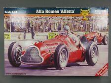 "Mister Hobby 1950 Alfa Romeo ""Alfetta"" 1/25th scale model"