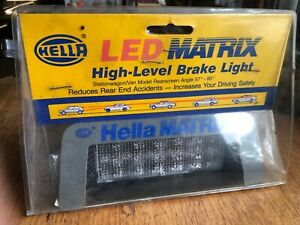 Hella LED Matrix High level Brake light Wagon Van angle 57* to 80*