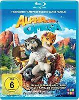 Alpha und Omega [Blu-ray] von Ben Gluck | DVD | Zustand sehr gut