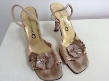 Ladies natural/beige Heels from Martini Osvaldo Shoe Size EU 36.5