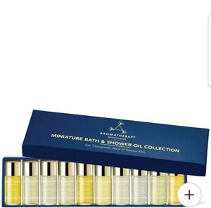 Aromatherapy Associates Bath And Shower Oil Collection  BRAND NEW.,.